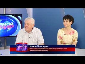 Прямой эфир с Игорем Эльгардтом 22 05 2018