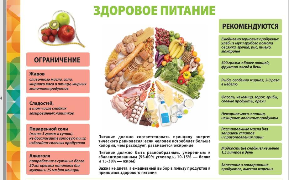Здоровое питание Скачать (pdf)